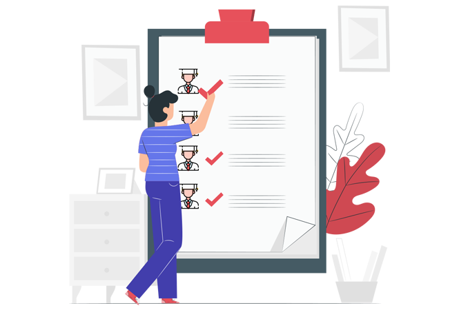 Effectively Manage your Short Lists and Merit Lists